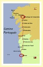 Camino Portugues 2013