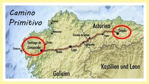 Camino Primitivo 2016